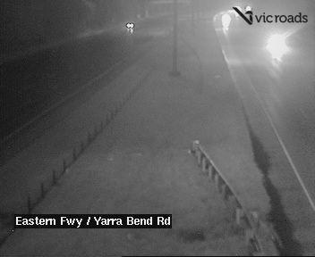 Eastern Freeway (at Yarra Bend Road), VIC (Outbound), VIC