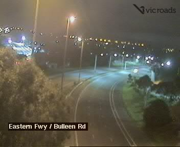 Eastern Freeway (at Bulleen Road), VIC