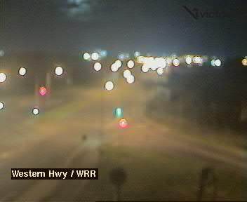 Webcam at Western Hwy/Ballarat Rd at Western Ring Rd Cairnlea