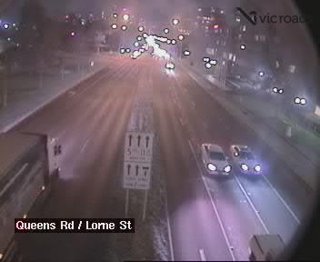 Webcam at Queens Rd At Lorne St Melbourne