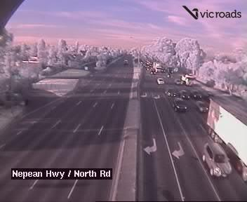 Webcam at Nepean Hwy at North Rd Brighton East