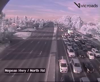 Nepean Highway (at North Road), VIC (Outbound), VIC