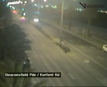 Webcam at Beaconsfield Pde at Kerferd Rd Albert Park