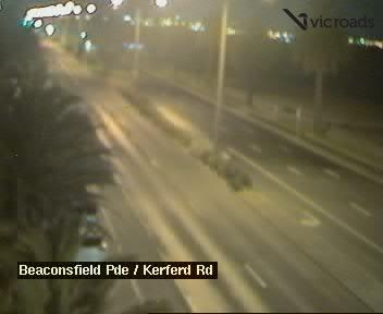 Beaconsfield Pde at Kerferd Rd