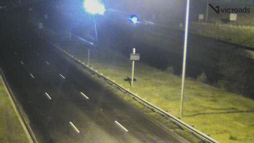 Webcam at Calder Fwy at Keilor Park Dr Keilor Park