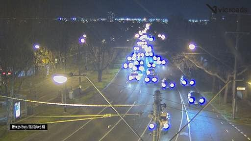 Webcam at Princes Hwy at Wattletree Rd Armadale