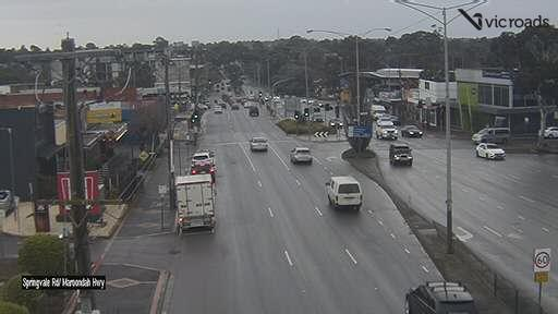 Springvale Road (at Maroondah Highway), VIC