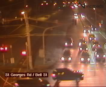 St Georges Road (at Bell Street), VIC