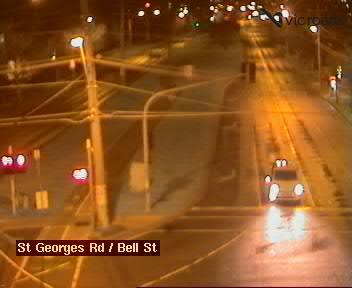 St Georges Road (at Bell Street)