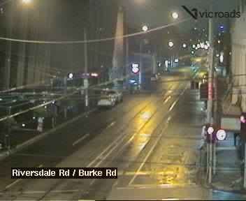 Riversdale Road (at Burke Road), VIC