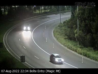 Bolte Entry (Magic Mountain), VIC